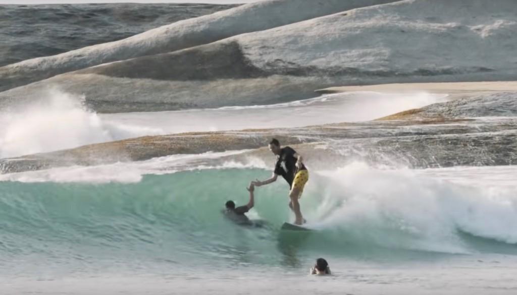 スリランカサーフィン