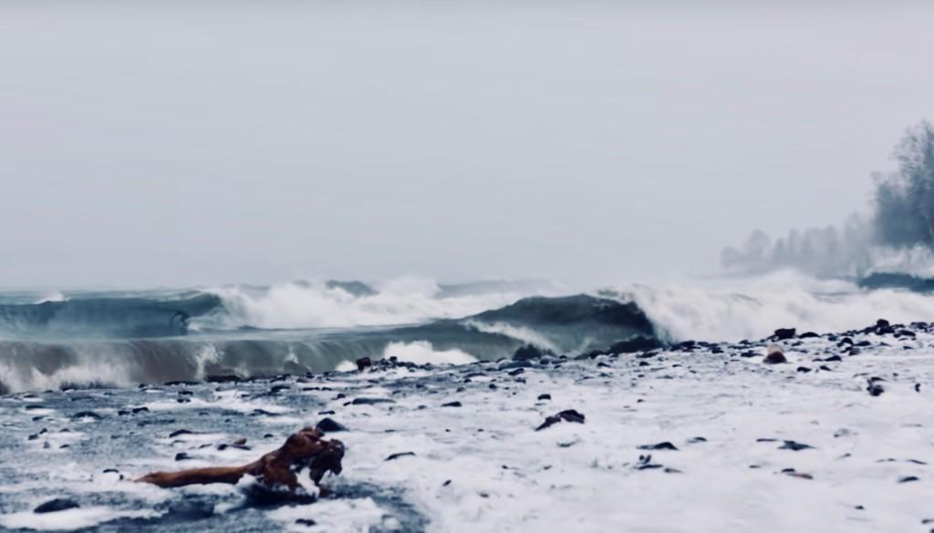サーフィン 冬