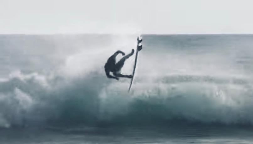 村上舜と大原洋人のサーフィン & シーバスセッション映像
