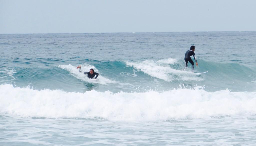 サーフィン 体幹トレーニング