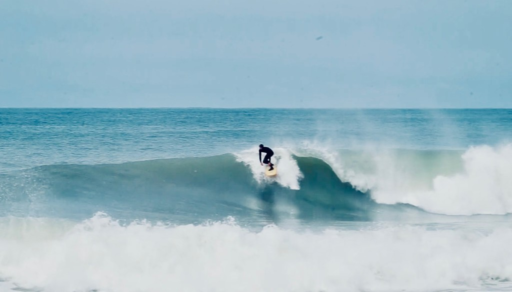 ニュージーランド サーフィン
