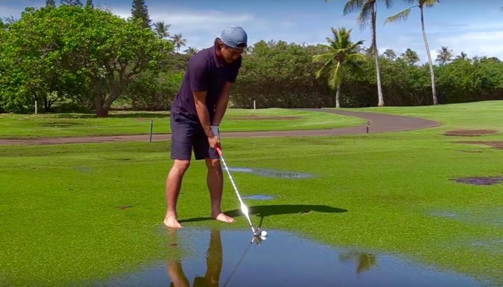 大橋海人 ゴルフ