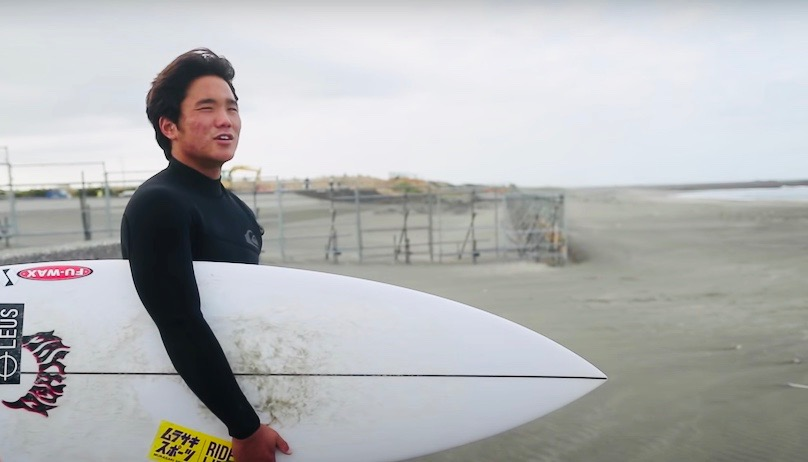 【閉鎖されたサーフィンオリンピック会場の現状】志田下での贅沢な無人貸し切りサーフセッション