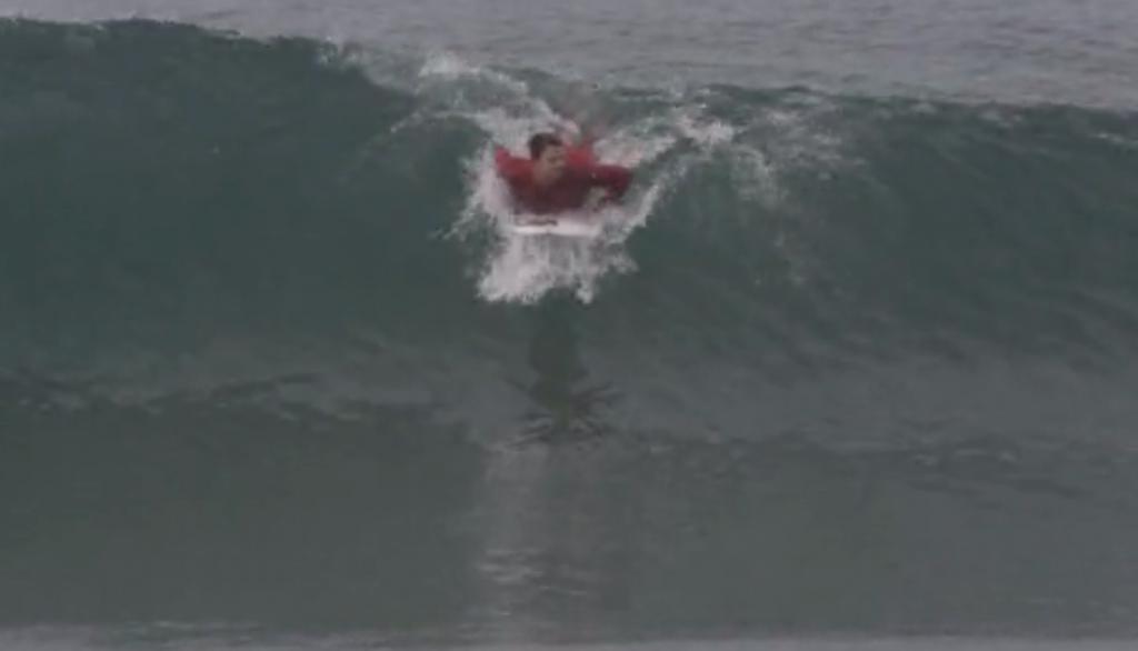 サーフィン テイクオフ6