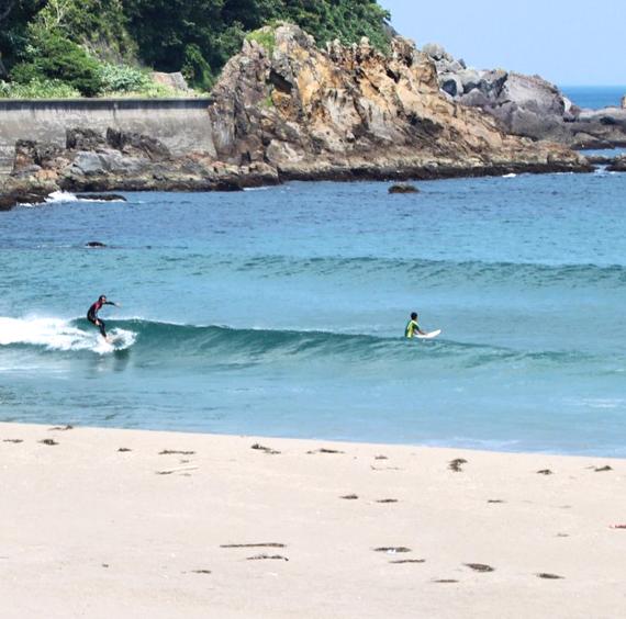 リゾートバイト サーフィン