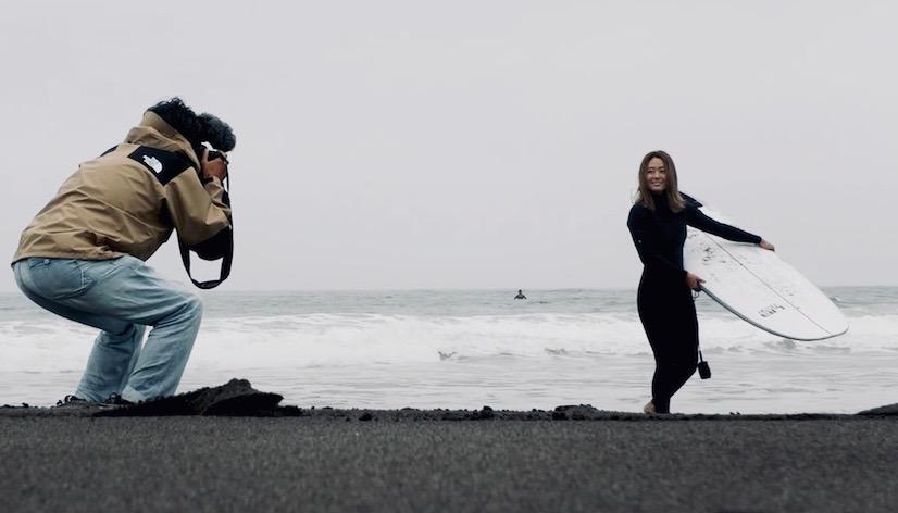 プロサーファー村田嵐がYouTube撮影用に使用している4つのカメラ