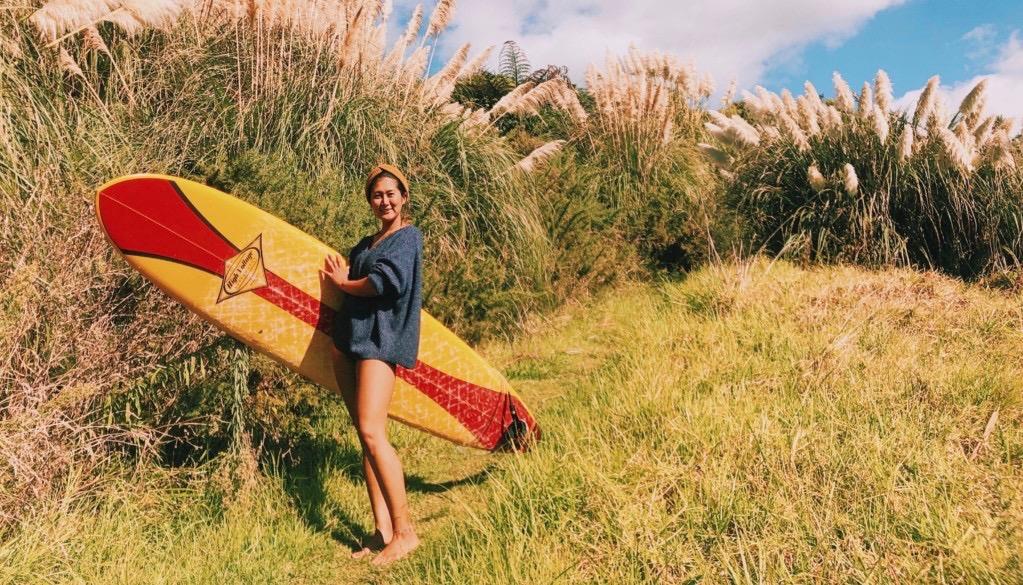 ニュージーランドを拠点に活躍するシーグラスジュエリーアーティスト 奥田 なつ海