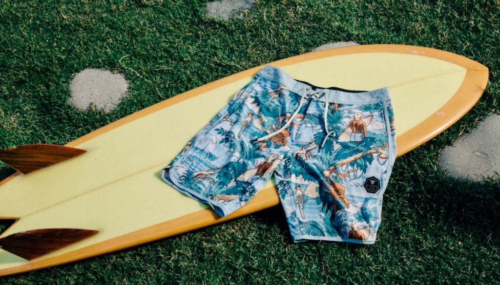 サーフィン ボードショーツ