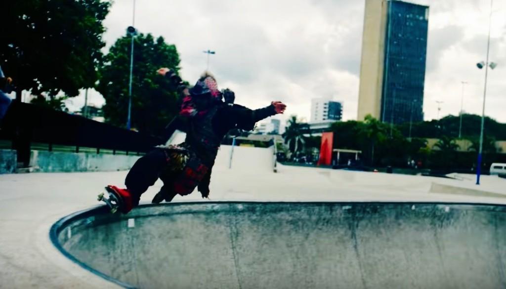 サムライスケーター