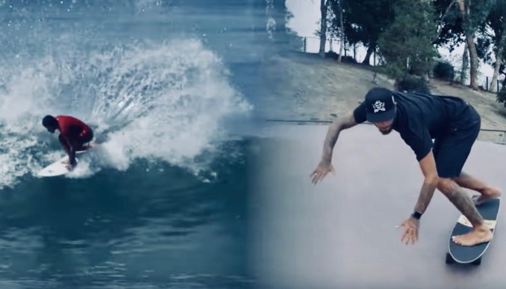 サーフスケート