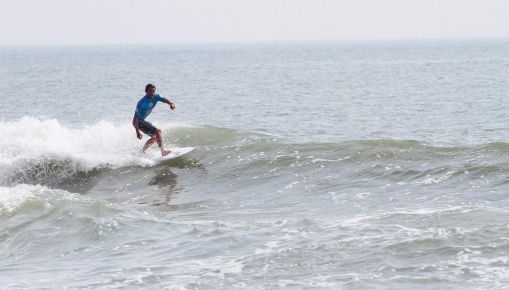サーフィン ターン8