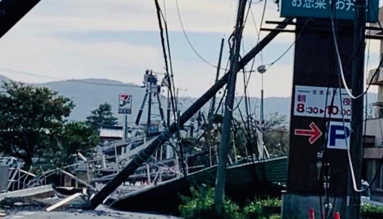 台風 15 号 被害 状況