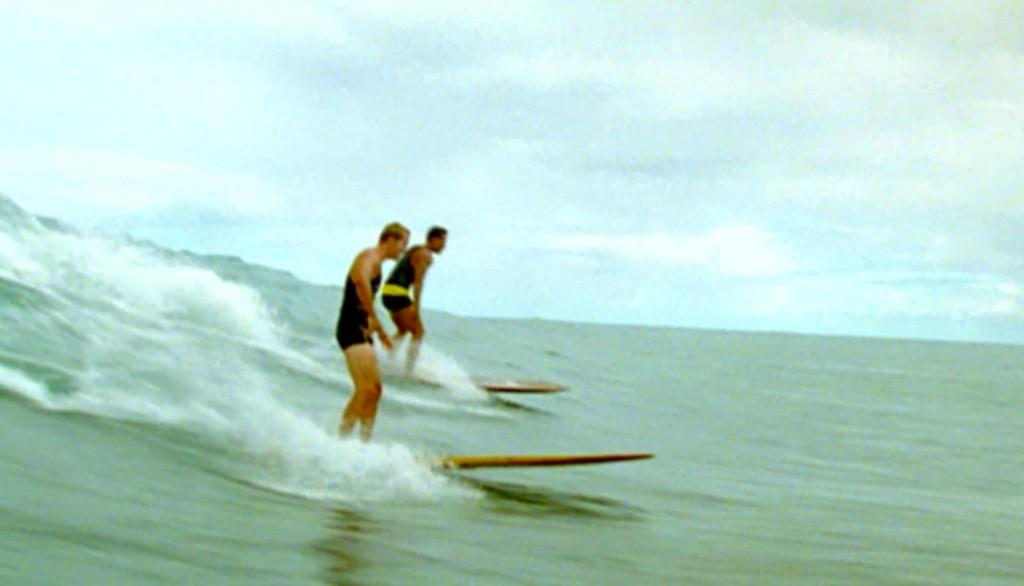 ザ・ライド ハワイアン・ビーチ・ストーリーサーフィン映画