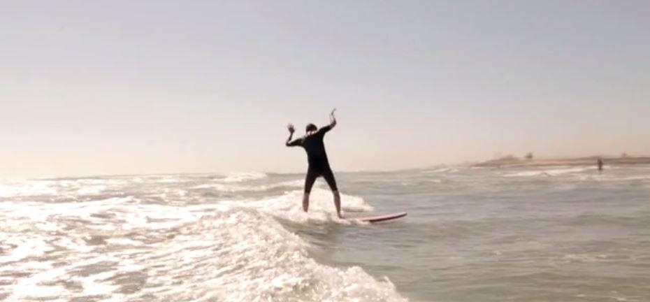 """サーフィンが癌に効果的!? 癌治療研究プロジェクト""""Between Two Harbors–We Are Ocean"""""""
