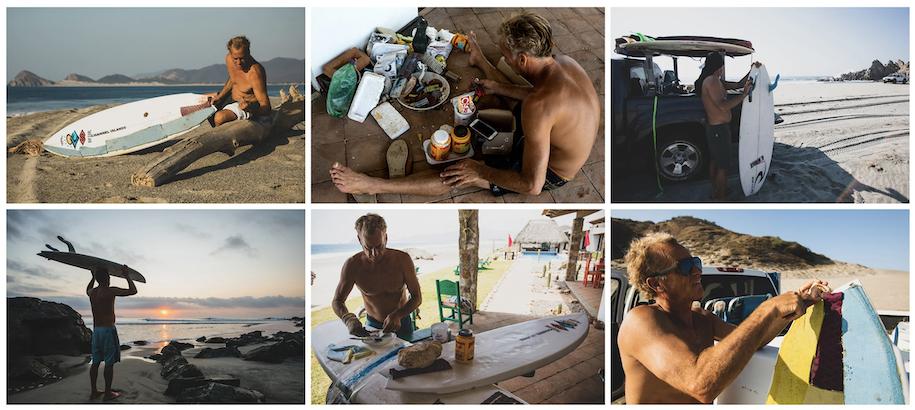 トム・カレンがコロナ禍にメキシコ サリナクルスへ未知の波を求めサーフトリップ!Rip Curl『The Search』