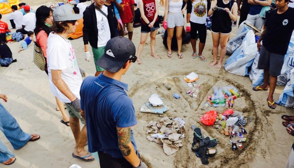 バリ島 ゴミ問題