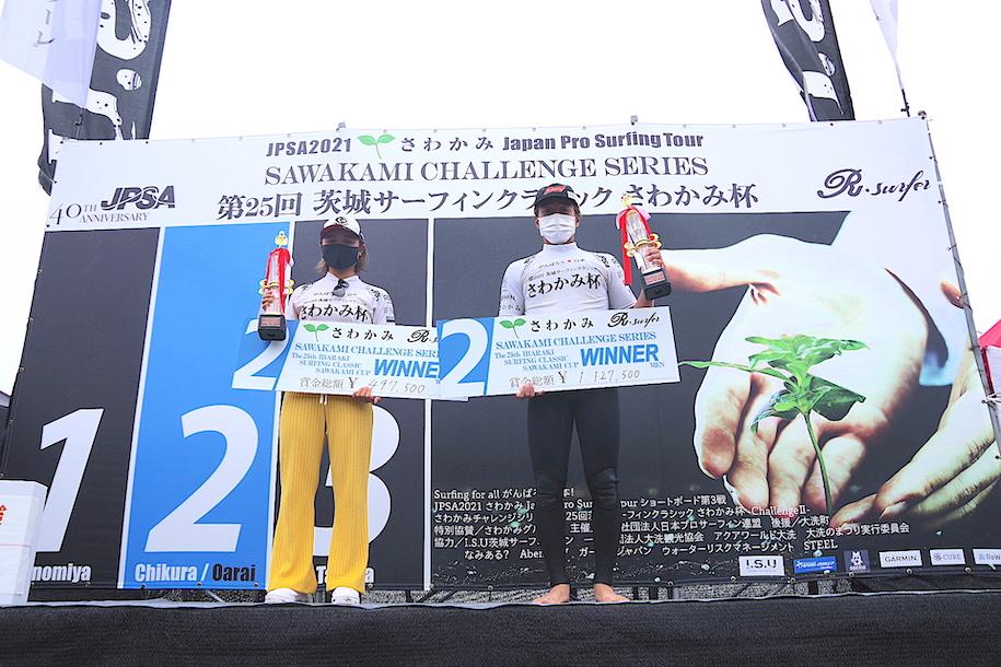 優勝は、男子 安室丈(あずちじょう)、女子 松岡亜音(まつおかあのん)