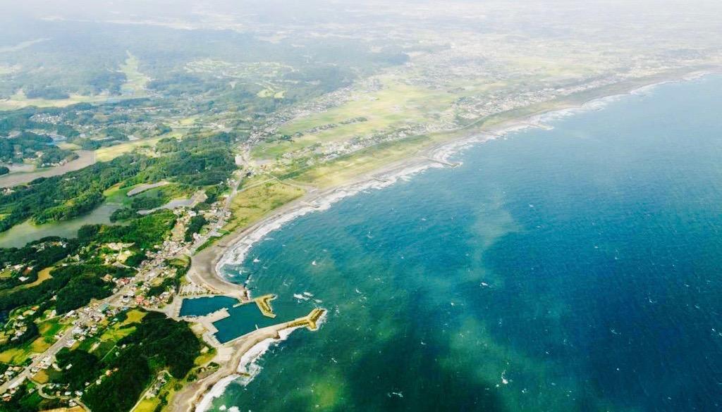 サーフィンの町 一宮 (1)