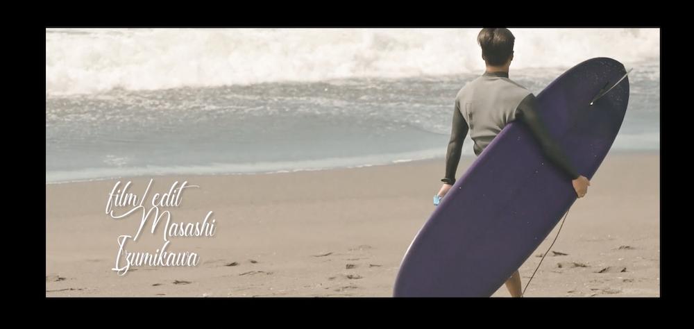 社会人アスリートサーファー石川拳大 × ミッドレングス『Arenal Microglide 7'4』