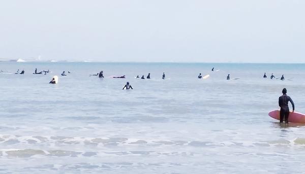 ビギナー サーフィン