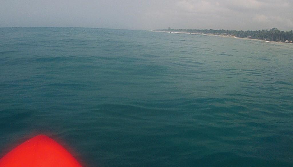 サーフィン アフリカ