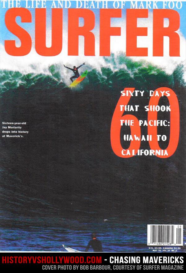 ジェイが表紙になった雑誌surfer