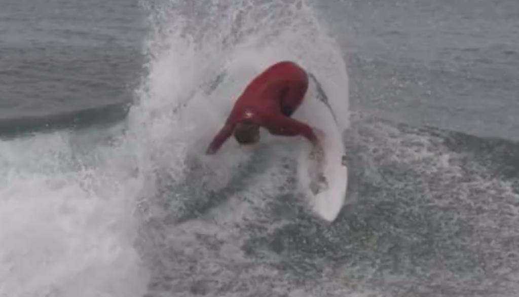 サーフィン テイクオフ2