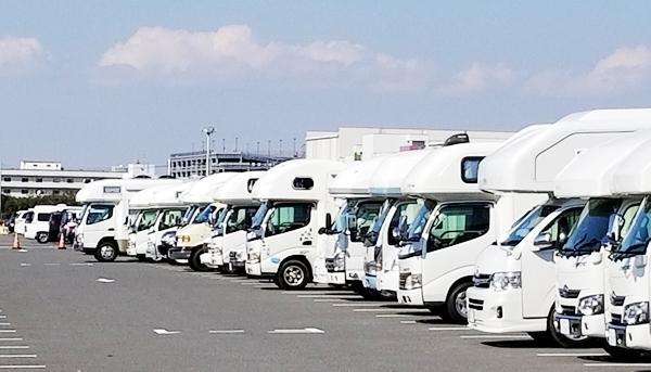 JAPAN CAMPING CAR SHOW2018
