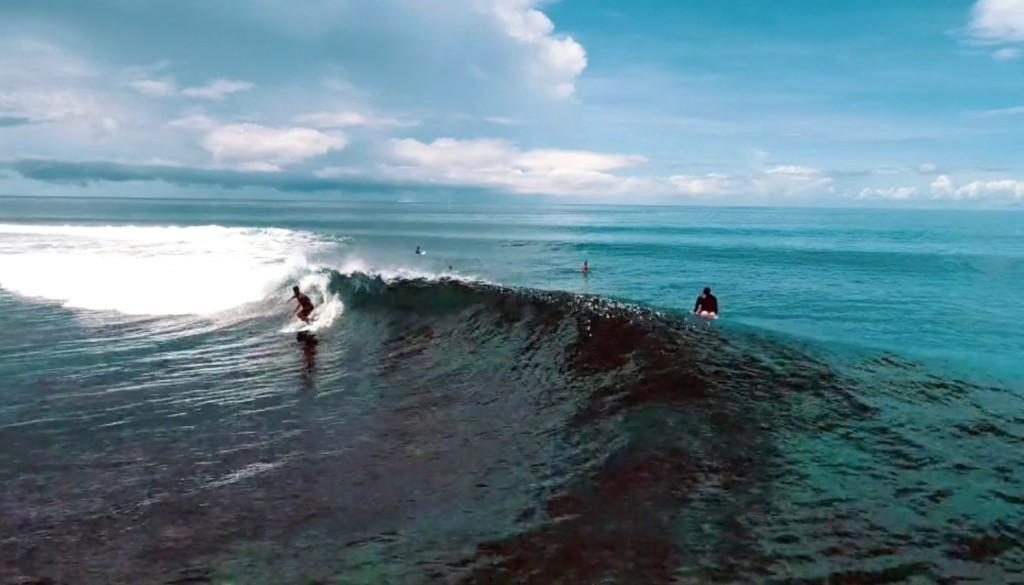パプアニューギニア サーフトリップ映像
