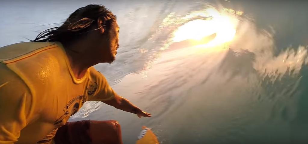 GoPro サーフィン