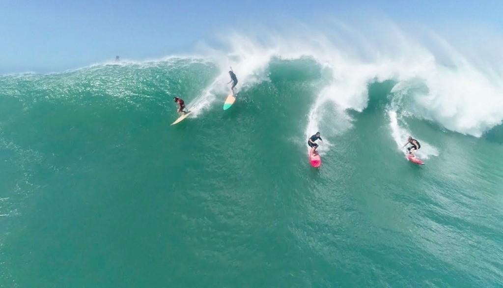 ハワイ ワイメア サーフィン