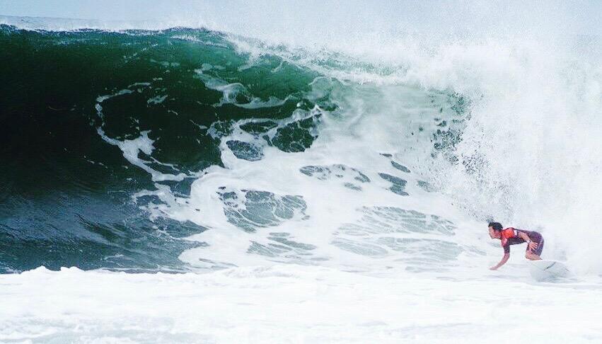 夏目崇 サーフィンのコーチング
