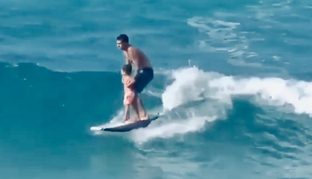 サーフィン ビリー・ケンパー