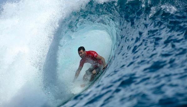 パーコのサーフィンは、「サーフィンがうまい」という表現にピッタリ当てはまる。WSL/Kelly Cestari