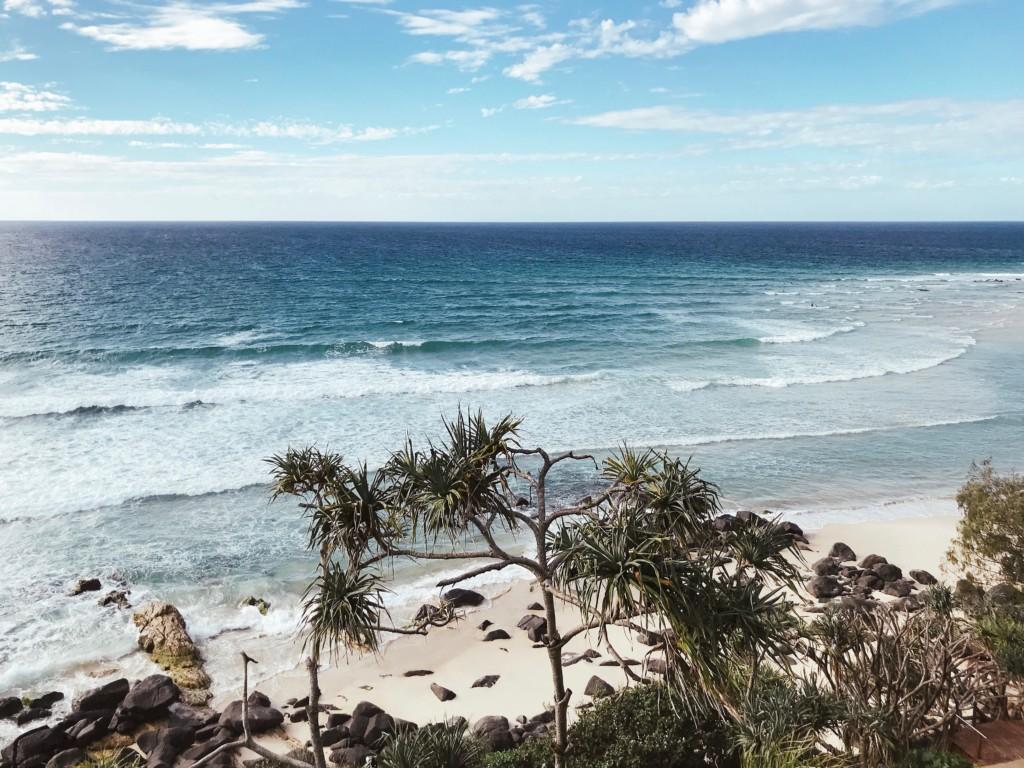 みやすさ抜群のサーフィン街、オーストラリア クーランガッタの魅力